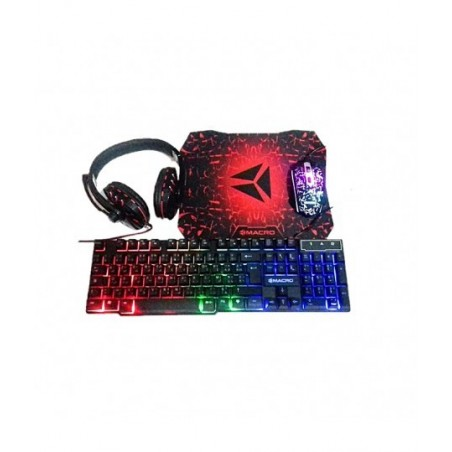 Pack Gaming Macro G301