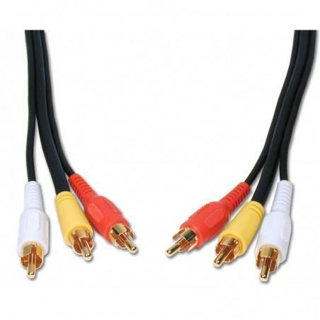Câble RCA Vers RCA 1.5 M