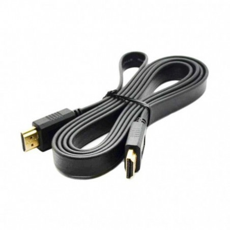 Câble HDMI Plat - 3 mètres
