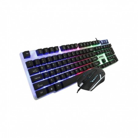 Pack Gamer clavier RVB LED...